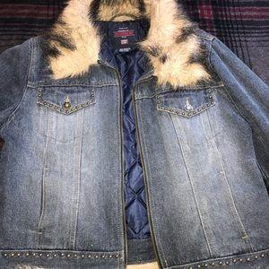 Faded Glory jean jacket